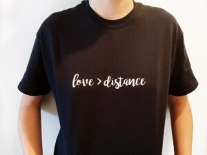 long distance relationship shirts
