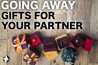 GOING AWAY GIFTS FOR YOUR PARTNER