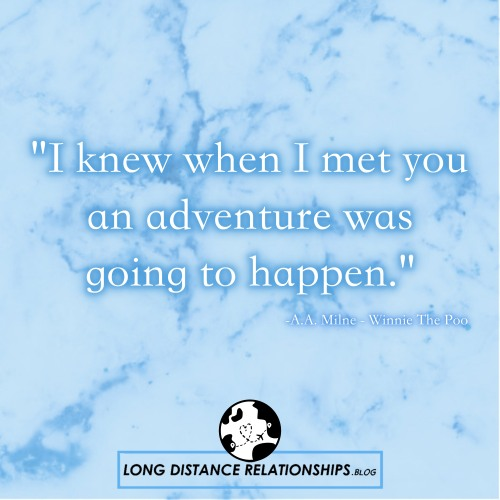 long distance relationships quote
