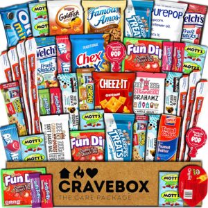 cravebox care package